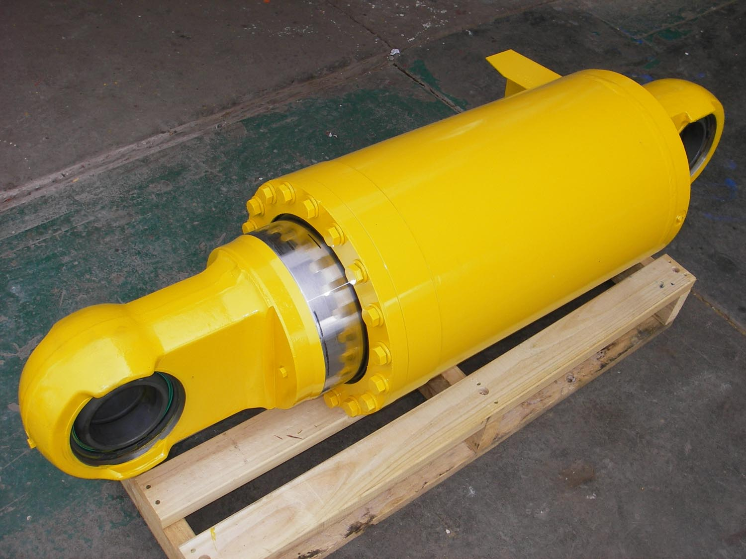 Hydraulic Cylinder Repairs | Callcott & Downey Engineering
