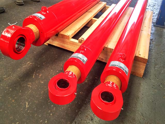 Case Study: Subsea Cylinder
