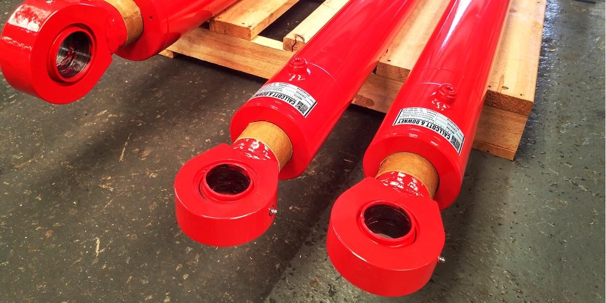 Sub Sea Hydraulic Cylinders