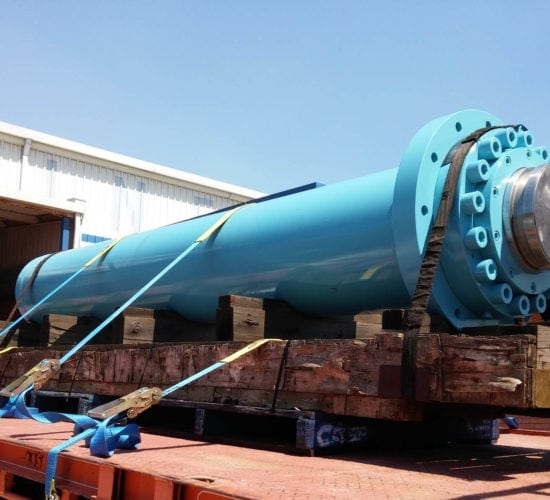 Filter Press Hydraulic Cylinder