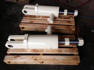 METSO HP500 Tramp Cylinders