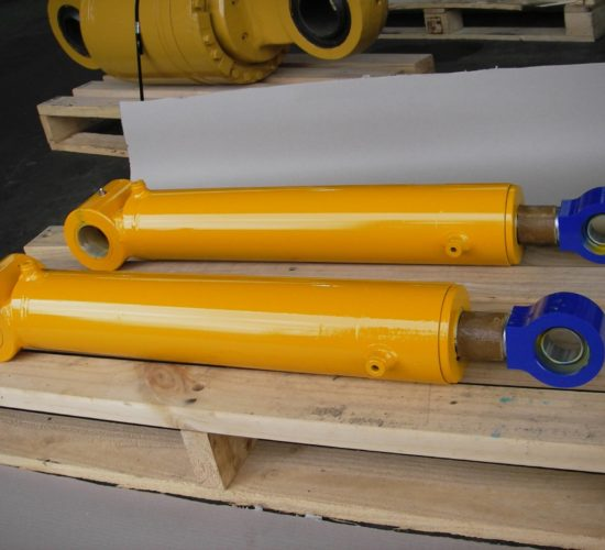 C125 TOGGLE CYLINDERS