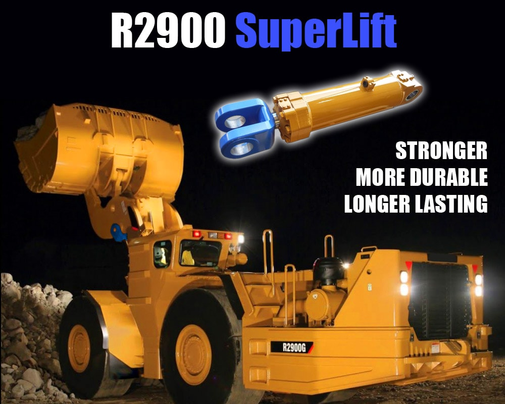 R2900 Loader SuperLift Hydraulic Cylinder Flyer