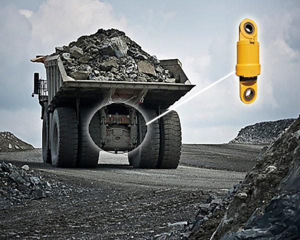 Cat 793 Hauling Coal